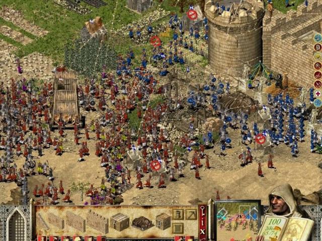Stronghold Crusader Extreme HD торрент