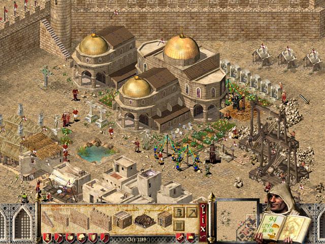 игра stronghold crusader 2 скачать торрент
