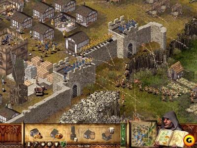 игра Stronghold скачать бесплатно русская версия - фото 6